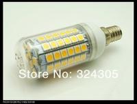 Free shipping  E14 E27 G9 5050 69 LED Lamp 9W Corn Bulb 700LM Cold white / Warm White 360 Degree Light Bulb Lamp Energy Saving