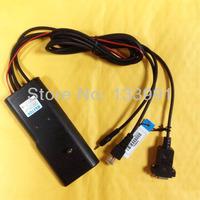 walkie talkie com port Programming Data Cable for Motorola GP88 GP300 P110 GP2000 GP3688 two way radio free programming Software