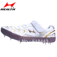 Free fast shipping discount high quality Hales shoes 2.69 608 professional spikes jumping shoes nail shoes
