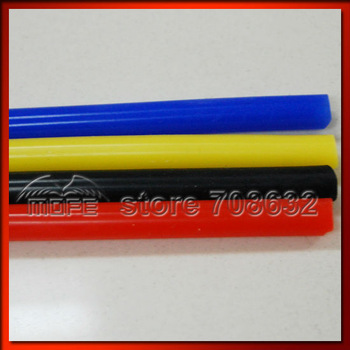 HOT SALE Fixed Price Unviersal 1M Inner Diameter: 6MM Original Logo Silicone Vacuum Hose Pipe Tubing Tube Blue Red Black Yellow