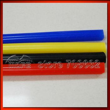 HOT SALE Original Logo 50M Inner Diameter: 3MM Silicone Vacuum Hose Pipe Tubing Tube Blue Red Black