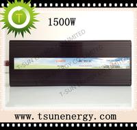 high quality SINE PURE WAVE Aluminous 1500W solar inverter off grid system input DC48V output 100/110V or 220/230/240V