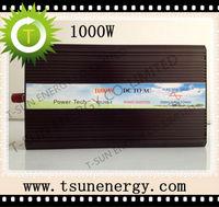 high input DC48V 1000Wquality SINE PURE WAVE Aluminous  solar inverter off grid system  output 100/110V/220/230/240V