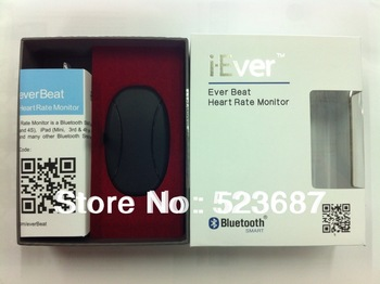 Heart Rate Moniter that adopts Bluetooth 4.0 technique support wireless data transmisson between the monitor and cellphone