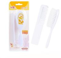 supernova saleBaby comb & baby brush set hair brush remove dandruff crust 002 new 2014