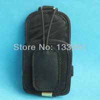 Nylon Carry Case For Kenwood Motorola Icom Yaesu Vertex HYT BaoFeng Baojie 2 Way UHF/VHF Dual Band Radio portable walkie talkie