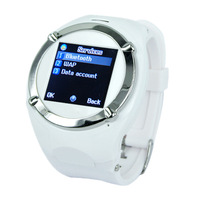 Cheapest  watch phone with bluetooth/MP3/MP4/FM/camera/Ebook/TF card/Call models/Camera