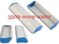 35cm Emulsion Scoop Coater screen printing ,make plate ,screen press
