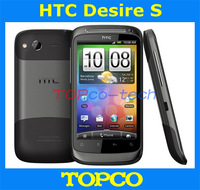 "100% original HTC Desire S S510e unlocked 3G GSM Android mobile phone HTC G12 WIFI GPS 5MP 3.7"" smartphone dropshipping"