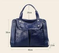 Genuine leather women's handbag women's bags 2013 female handbag cross-body shoulder bag