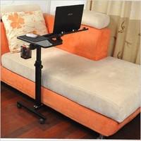 Laptop mount computer desk bed desk floor mount bracket notebook stand