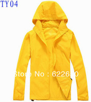 Men's Thin Hooded Jacket Best Quality American Waterproof Outwear Jacket Outdoor Wear Camping Coats Drop Shipping