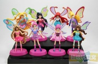 New 2013 ! Winx Club  Doll for sale,pvc figures,8pics/set,dolls for girls