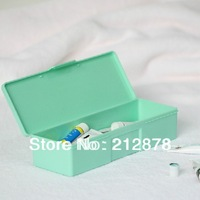 Plastic Storage Box Pencil Case Jewelry Box Medicine Case