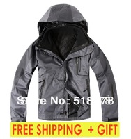 men winter Jacket outdoor New arrival man coat waterproof windproof hoodies male sports clothes BRAND winter autumn best new