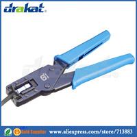 Hand Crimper Tool RG 6 RG 59 F Compression Tool (TL-508)
