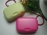 Outdoor travel portable storage soap box soap box at home daily soap storage box .