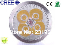 10X High Power  LED MR16 bulb lights GU10 E27 B22 E14 GU5.3 4x3W 12W Spotlight Lamp 4 CREE LED 12V LED Light Bulb Downlight