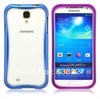 Luxus Aluminium Premium Metall Bumper For Samsung Galaxy S4 S IV i9500 100% Brand New Free Shipping