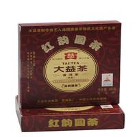Promotion,TAETEA 2010year ripe pu'er tea.HongYun001 round cake puerh,YunNan Chitse puerh,health care tea puer,yunnan qizi [puer]