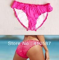 2013  free shipping  hot sale original pink bikini shorts only  genuine brand women sexy beach short  pants  xs s m