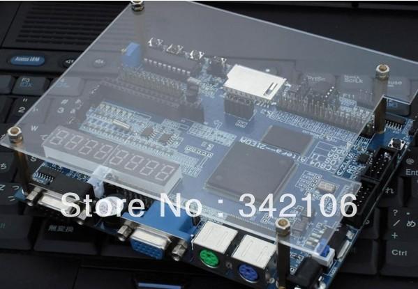 Free Shipping!!!! Development Board For Altera Cyclone NIOS SOPC II FPGA EP2C8Q208(China (Mainland))
