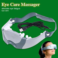 New Mask Migraine DC Electric Care Forehead Eye Massager with Cable   Free Shipping