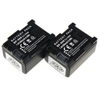 Digital Boy Shipping free 2pcs BP 808 For Canon HF20 HF21 HF S11 HF S10 HF11 BP-819 BP819 BP827 BP-808 BP-809 camcorder battery