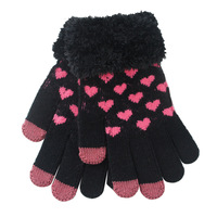 2013 Freeshipping Women love warm touch gloves, wool gloves wholesale manufacturers