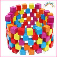 100-piece Yidian Cube Building Blocks 2x2x2 Free Shipping