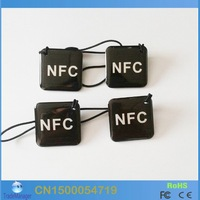Free Shipping (10pcs/Lot) HF13.56Mhz RFID NFC  Card/Stickers/Tags for Samsung/Sony /Nokia/ HTC/Android