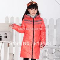 Winter Jacket For girls children down coat girls Winter coat thickening down outerwear children kids fashion winter clothing