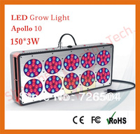 DHL 3w 6 band grow lights Apollo 10 (5:3:4:1:1:1) Red 660nm UV white 6500K Indoor Growing lighting- Best Led options