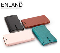 New Kalaideng Case For Sony Xperia S LT26i Stylish Flip Leather Case Wallet Case