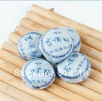 Mini pack 2000 years 4g/piece sticky favor puerh tea health care weight lose pu erh decompress pu'er brick Puer