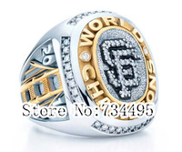 Free shipping! Replica 2010 San Francisco gaint world series Championship Ring for gift.