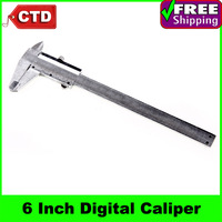 150mm 6inch Digital Caliper Vernier Caliper Micrometer Gauge