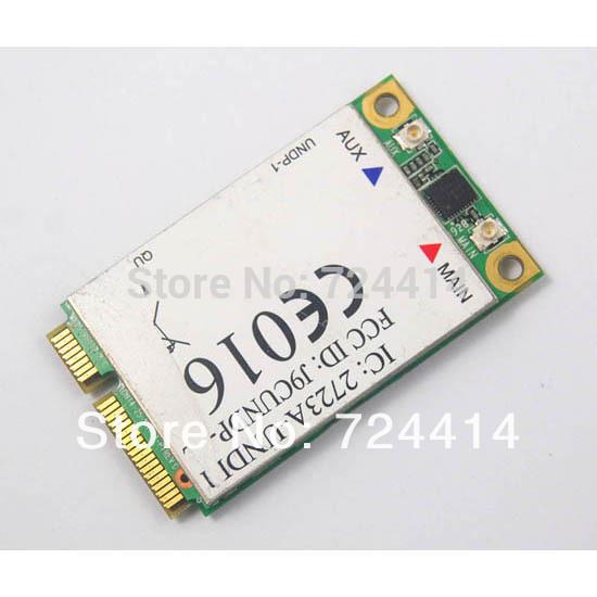 GOBI1000 UN2400 Wireless Wifi Mini PCI Express WWAN Card for IBM 42T0961(China (Mainland))