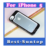Candy Color TPU Soft Silicone Frame(border) Case Cover for Iphone 5 5G NEW