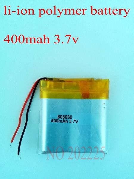 Аккумулятор OEM Fedex 50 /400mah 3.7V /mp3/mp4  603030 cm 052535 3 7v 400 mah для видеорегистратора купить