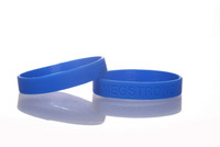 Free DHL Shipping, 500pcs/lot Custom Silicone Wristbands, Personalized Rubber Wristbands With Your Messages