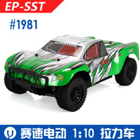 woirc 1/10 lithium brushless electric remote controlled model car Rally Car 1981 Standard Edition