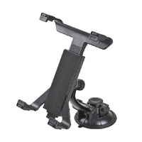 Free shipping Universal Windshield 360 Degree Rotating Car Mount Bracket Holder Stand for iPad2 3 4 GPS MP5 PSP Tablet Stand
