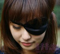 Independence monocular amblyopia eye patch silk blindfold eye patch