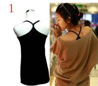 New 2014 Summer Women's Brand Vest TANKS Top Sexy Fashion Women's Vest Tanks Top Free Shipping Promotions