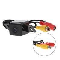 Free Shipping! E720 NTSC 170 Degree 656X492 Pix Waterproof Auto Rear View Camera CMOS/CCD Car Rear View Camera (Black)