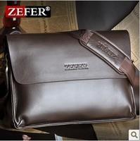 Free shipping quality goods zefer male han edition leisure bag shoulder bag men briefcase bag bag, men's bags