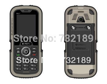 Three anti-phone Nomu original phone LM129 Long standby time waterproof shockproof mobile LM126 LM126C LM127 LM128 LM128+