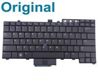 For DELL Precision M2400 M4400 HT514 E6400 E6410 Keyboard TECLADO US English Backlit Black