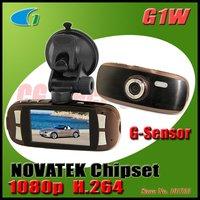 "Original G1W NOVATEK Chipset 96650 H.264 1080P 30FP Car DVR 2.7"" LCD Recorder Video Dashboard Vehicle Camera w/G-sensor/HDMI/WDR"